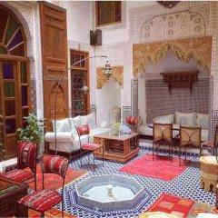 Отель Riad Verus Марокко, Фес - отзывы, цены и фото номеров - забронировать отель Riad Verus онлайн интерьер отеля