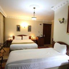 Basileus Hotel 3* Стандартный семейный номер разные типы кроватей фото 3