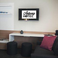 Отель Antwerp Inn 3* Улучшенный номер с различными типами кроватей фото 3
