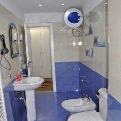 Отель Natea Apartments Албания, Тирана - отзывы, цены и фото номеров - забронировать отель Natea Apartments онлайн ванная