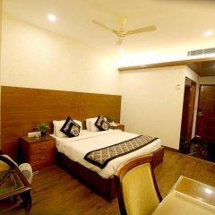 Отель Chirag Residency Индия, Нью-Дели - отзывы, цены и фото номеров - забронировать отель Chirag Residency онлайн комната для гостей фото 5