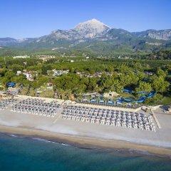 Pirates Beach Club Турция, Кемер - отзывы, цены и фото номеров - забронировать отель Pirates Beach Club онлайн пляж фото 2