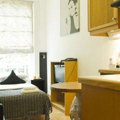 Апартаменты Studios 2 Let Serviced Apartments - Cartwright Gardens Студия Эконом с различными типами кроватей фото 15