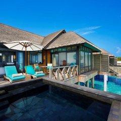Отель Ja Manafaru (Ex.Beach House Iruveli) 5* Бунгало фото 2