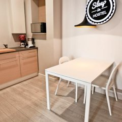 Отель Sleep in Hostel & Apartments Польша, Познань - отзывы, цены и фото номеров - забронировать отель Sleep in Hostel & Apartments онлайн балкон