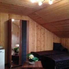 Мини-отель Папайя Парк Номер Комфорт с различными типами кроватей фото 5