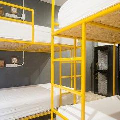 Bed Hostel Кровать в общем номере фото 7