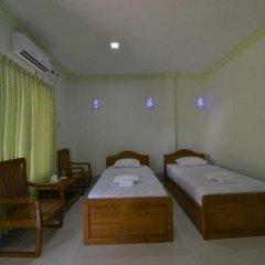 Отель Mya Kyun Nadi Motel 2* Улучшенный номер с различными типами кроватей фото 9