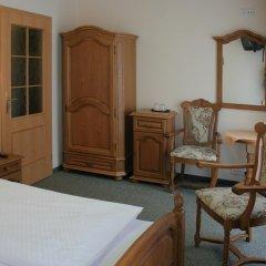Отель Pension Villa Rosa 3* Стандартный номер с двуспальной кроватью фото 14