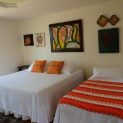 Finca Hotel el Caney del Quindio 2* Стандартный номер с различными типами кроватей фото 9