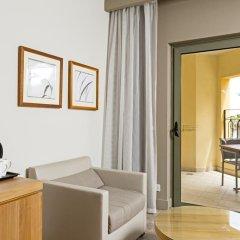 Отель Hilton Malta 5* Номер Делюкс с различными типами кроватей фото 6