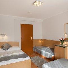 Отель Alfred Panzio Стандартный номер с различными типами кроватей фото 7