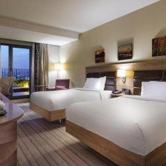 Отель Hilton Garden Inn Istanbul Golden Horn 4* Стандартный номер с различными типами кроватей фото 4