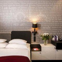 Отель Mercure Vienna First 4* Стандартный номер с различными типами кроватей фото 4
