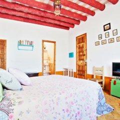 Отель Hospederia Antigua Стандартный номер с двуспальной кроватью