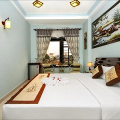 Отель Dong Nguyen Homestay Riverside 2* Стандартный номер с 2 отдельными кроватями