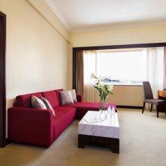 Village Hotel Bugis 4* Люкс с различными типами кроватей фото 3