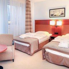 Отель Marttel Karlovy Vary 3* Стандартный номер фото 4