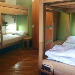 Envoy Hostel Кровать в общем номере с двухъярусной кроватью фото 14