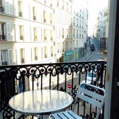 Hotel Bonsejour Montmartre 3* Стандартный номер с разными типами кроватей фото 12