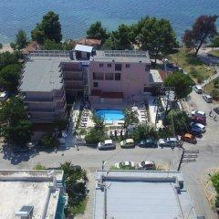 Golden Beach Hotel парковка