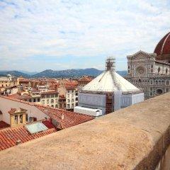 Отель Duomo Италия, Флоренция - отзывы, цены и фото номеров - забронировать отель Duomo онлайн балкон
