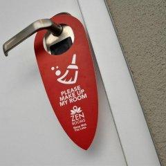 Отель Zen Rooms Temple Street Сингапур удобства в номере