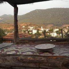 Отель Gokpinar Country Home Торба балкон