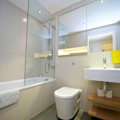 Отель Staycity Aparthotels London Heathrow Великобритания, Лондон - отзывы, цены и фото номеров - забронировать отель Staycity Aparthotels London Heathrow онлайн ванная фото 2