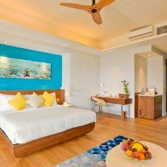 Отель Kandima Maldives 5* Вилла с различными типами кроватей фото 8