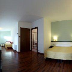 Lux Hotel Durante 2* Стандартный номер с различными типами кроватей фото 23