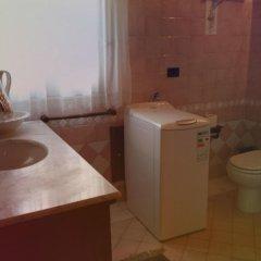 Отель Perla di Naxos Таормина ванная
