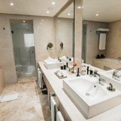 Отель Grand Mogador CITY CENTER - Casablanca Марокко, Касабланка - отзывы, цены и фото номеров - забронировать отель Grand Mogador CITY CENTER - Casablanca онлайн ванная фото 2