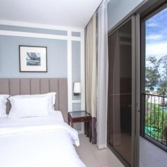 Отель Sugar Marina Resort - ART - Karon Beach 4* Номер Делюкс с двуспальной кроватью фото 2