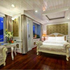 Отель Signature Halong Cruise 4* Полулюкс с различными типами кроватей фото 3