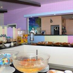 Отель Hibiscus Французская Полинезия, Муреа - отзывы, цены и фото номеров - забронировать отель Hibiscus онлайн питание фото 3