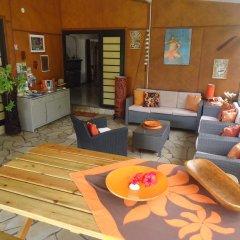 Отель Fare D'hôtes Tutehau интерьер отеля фото 3