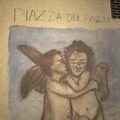 Отель Casa Cosi Pazzi Италия, Флоренция - отзывы, цены и фото номеров - забронировать отель Casa Cosi Pazzi онлайн интерьер отеля