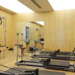Отель The Lodhi фитнесс-зал