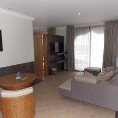 Отель Dharma Beach 3* Стандартный номер с различными типами кроватей фото 5