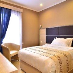 Capital Tirana Hotel 3* Стандартный номер с различными типами кроватей фото 3