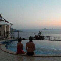 Отель Gizem Aparts бассейн
