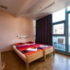 Geneva Hostel Стандартный номер с 2 отдельными кроватями фото 5