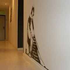 Отель Hostal JQ Madrid 1 Стандартный номер с различными типами кроватей