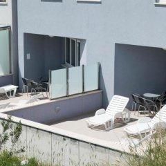 Отель Adriatic Queen Villa 4* Студия с различными типами кроватей фото 21