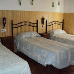Отель Complejo Rural Entre Pinos Испания, Вехер-де-ла-Фронтера - отзывы, цены и фото номеров - забронировать отель Complejo Rural Entre Pinos онлайн комната для гостей фото 2
