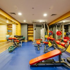 Апарт-отель Имеретинский корпус Парковый квартал фитнесс-зал