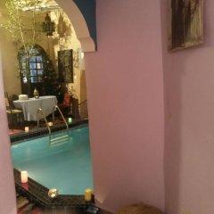Отель Riad Riva Марокко, Марракеш - отзывы, цены и фото номеров - забронировать отель Riad Riva онлайн бассейн фото 3