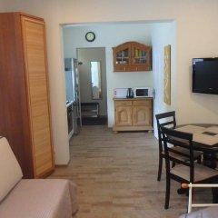 Апартаменты Wooden apartments комната для гостей фото 4