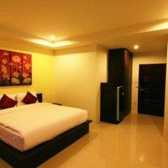Отель Nicha Residence 3* Улучшенный номер с различными типами кроватей фото 5